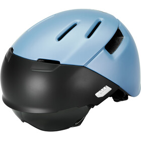 Kali City Casque, matt thunder blue